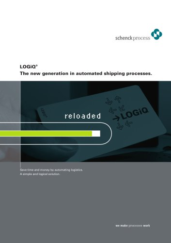 LOGIQ® - The new generation in automated shipping processes