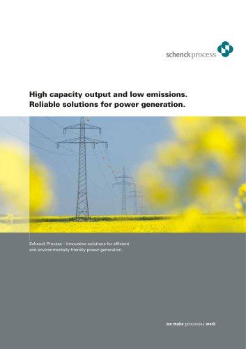 Power industries
