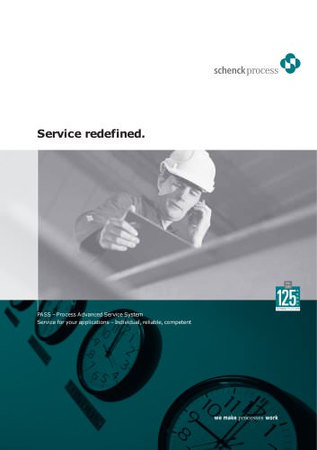 Service for your applications - Individual, reliable, competent