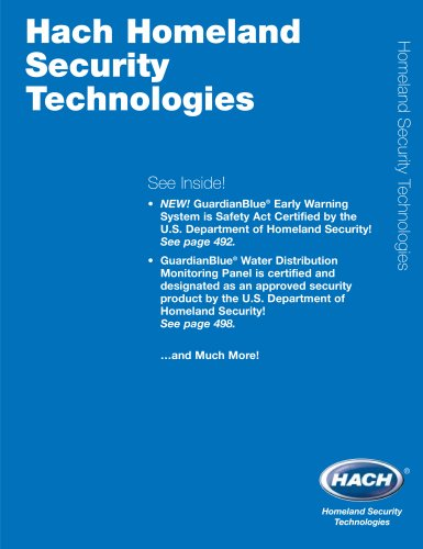 Homeland Security Technologies