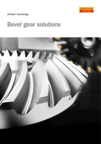 Bevel gear solutions