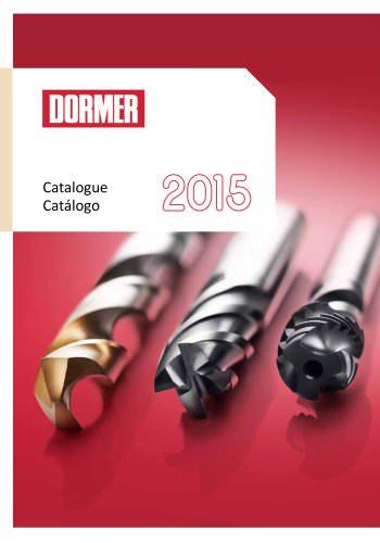 Dormer 2015 Catálogo