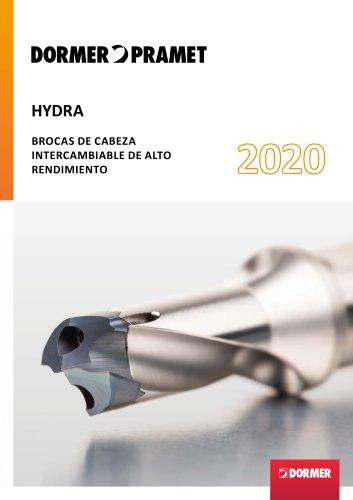 HYDRA BROCAS DE CABEZA INTERCAMBIABLE DE ALTO RENDIMIENTO 2020