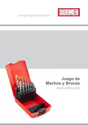 Juego de Machos y Brocas