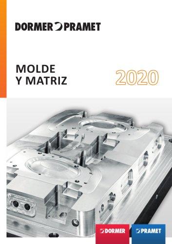 MOLDE Y MATRIZ 2020