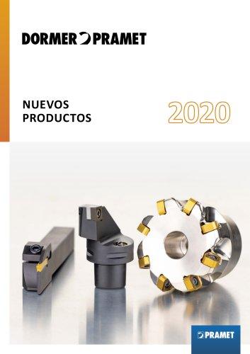 NUEVOS PRODUCTOS Pramet 2020