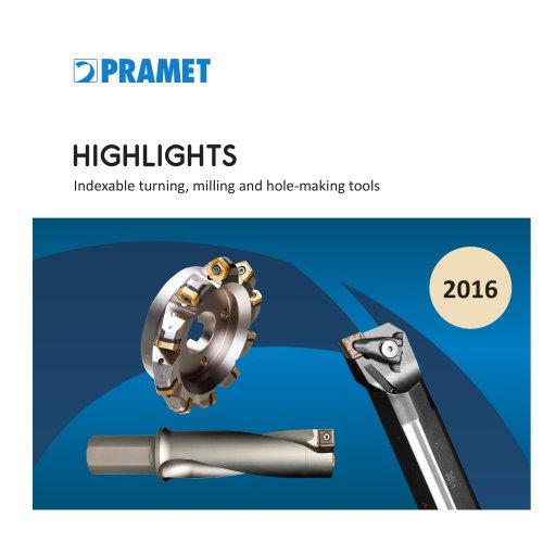 Pramet Highlights brochure
