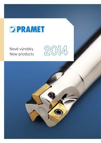 Pramet new products 2014.2