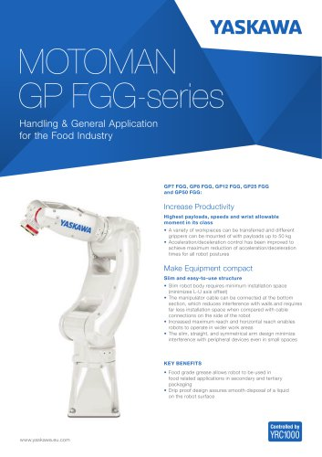 GP FGG-series