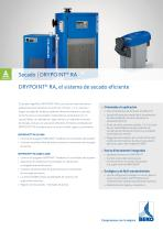 Secadores frigorificos DRYPOINT RA