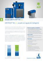 Secadores frigorificos DRYPOINT RA eco