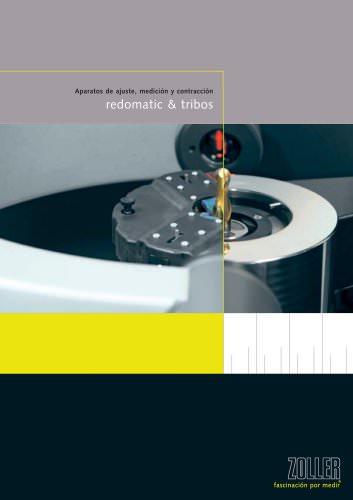 El aparato de ajuste, medición y amarre termico »redomatic«