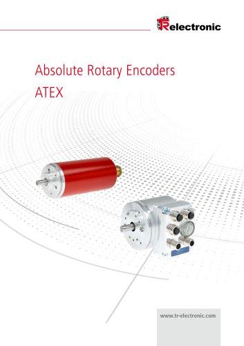 ATEX - Explosion-Protected Encoders