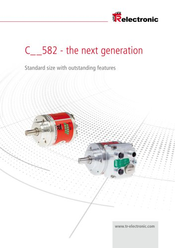 C_ _582 - the next generation Standard size with outstanding features