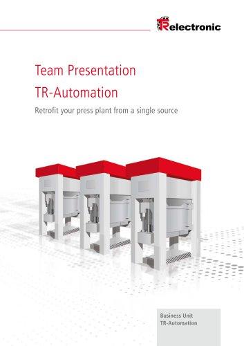 Flyer Automation/Retrofit