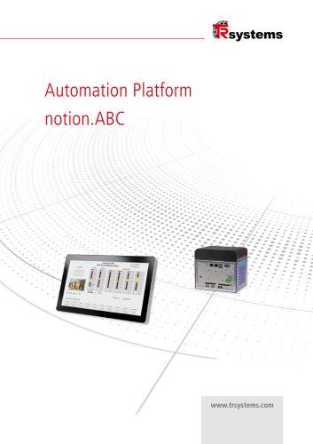 "Independent operating platform ""notion.ABC"""