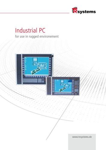Industrie PC für rauhe Industrieumgebungen