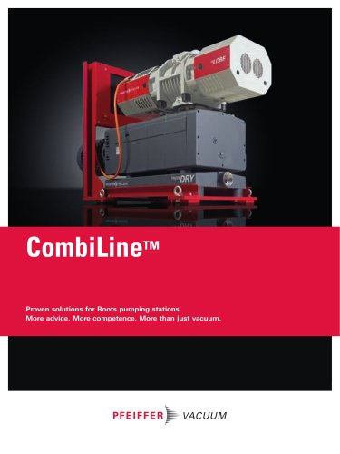Roots Pumping Stations - CombiLine