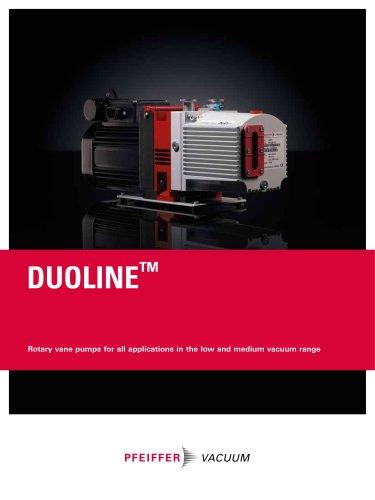 Rotary vane pumps - DuoLine