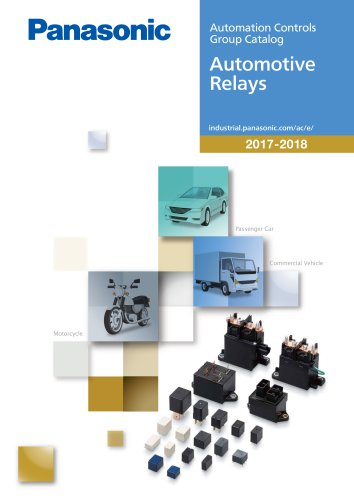 Catalog Automotive Relays