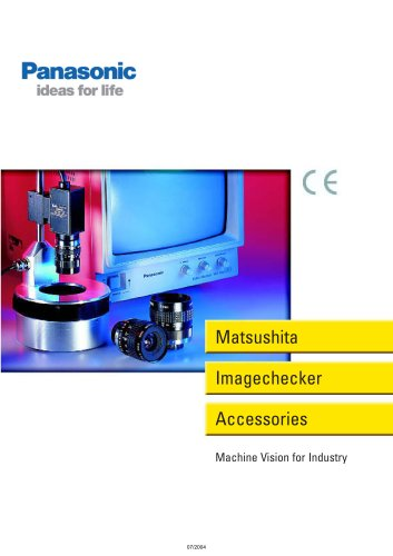 Imagechecker Accessories Brochure