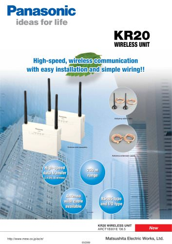 KR20 Wireless Unit
