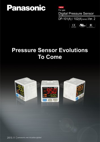 Pressure Sensor Evolutions To Come