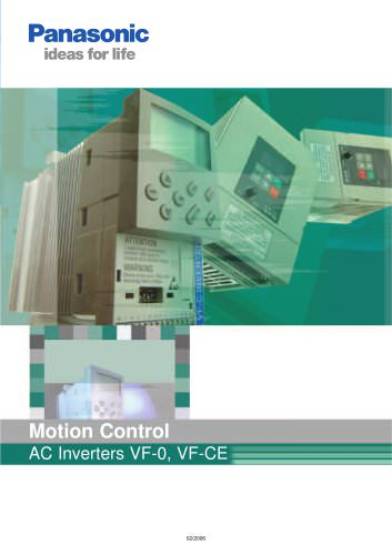 VF-0 series: the economical inverter