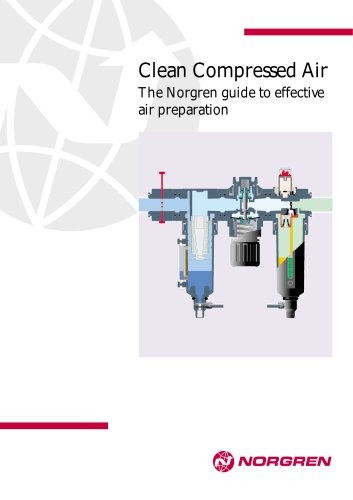 Clean Compressed Air Brochure