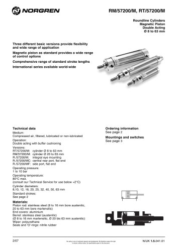 roundline cylinder