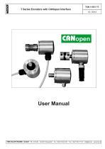 Rotary encoder TMN42 manual