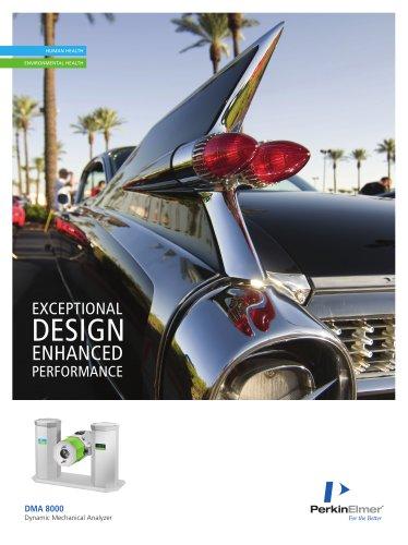 DMA 8000 Dynamic Mechanical Analyzer Brochure