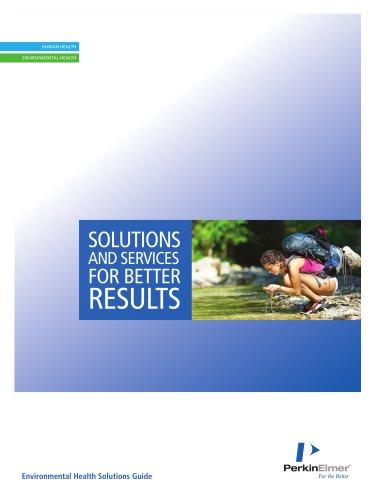 Environmental Health Solutions Brochure