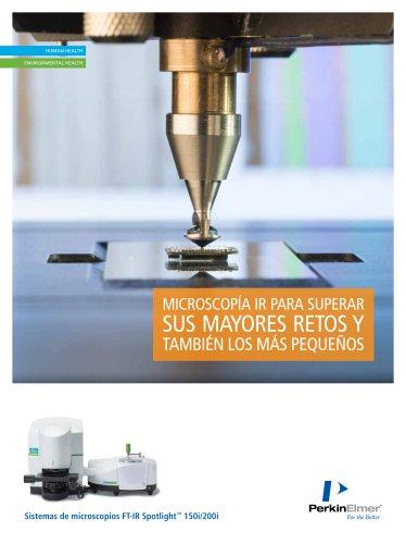 Spanish - Spotlight™ 150i/200i FT-IR Microscope Systems
