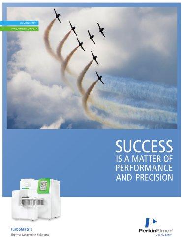 Turbomatrix Thermal Desorbtio Solutions