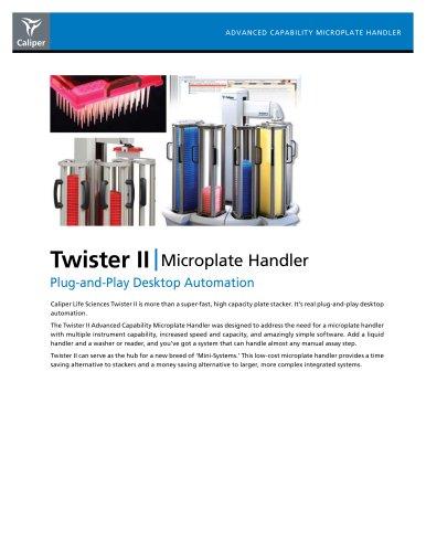 Twister II Product Brochure
