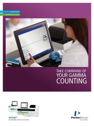 WIZARD2 Automatic Gamma Counters