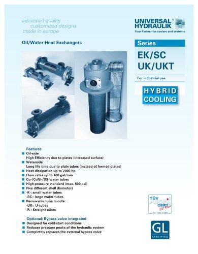 Hybrid cooling US-version (EK-series)