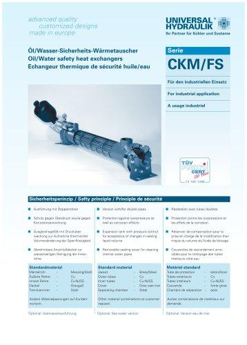 Serie CKMFS