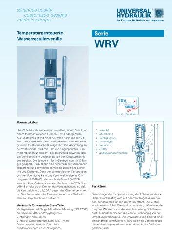 Serie WRV