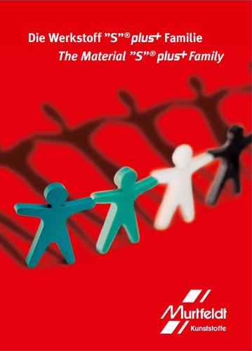 """The Material """"S"""" plus+ ® Family"""