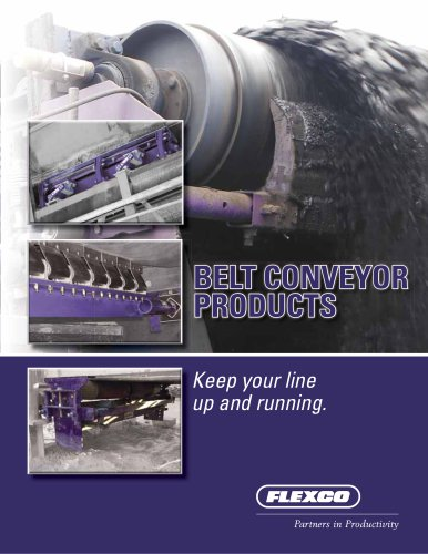 BELT CONVEYOR PRODUCTS