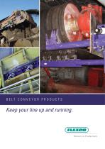 Belt Conveyor Products Guide