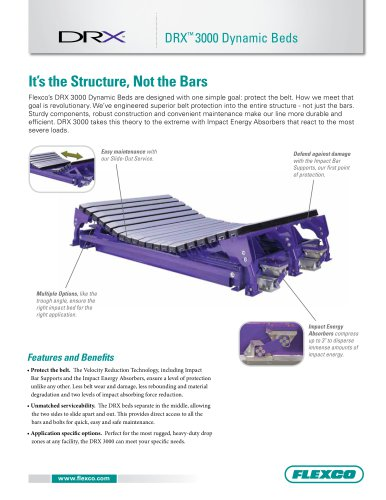 DRX? 3000 Dynamic Beds