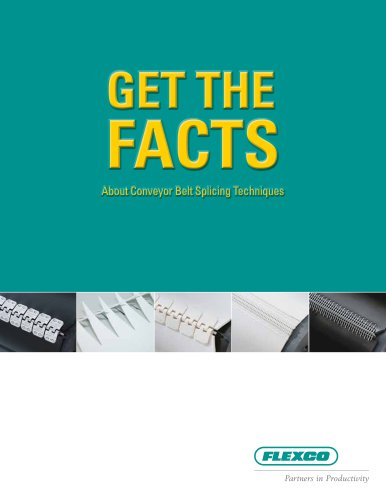 Get the Facts about Mechanical Belt Fasteners