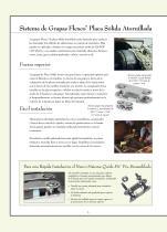 Sistema s de Grapas para Aplicaciones en Trabajo Pesado - 4