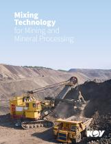 Mixing Technology for Mining and Mineral Processing
