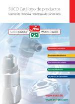 Grupo SUCO | Resumen de productos