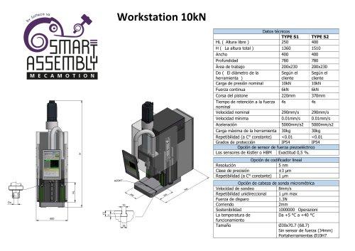 Workstation 10kN