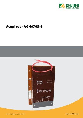 Acoplador AGH676S-4